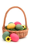 Fototapety easter basket