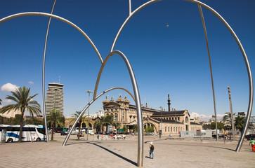 barcelona arc