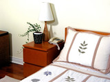 bedroom interior 1 poster
