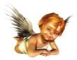 cherubin posé