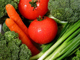 fresh vegetables 1 poster