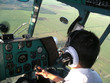 helicopter over cuba