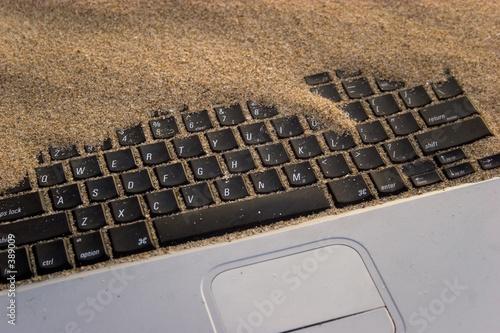 buried computer