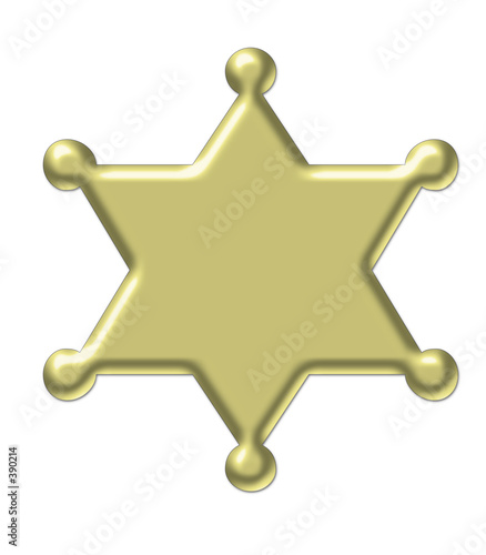 gold star images. gold star - sheriff badge 3d