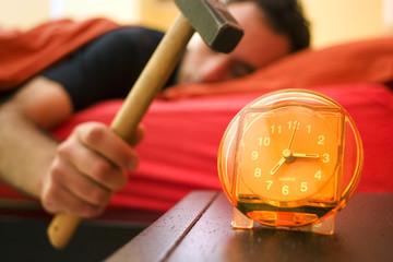 alarm clock 01