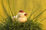 one relaxed chicken poster