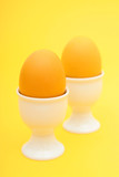 egg cups poster