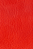red genuine leather texture poster