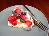 berry dessert poster