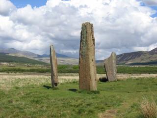 standing stones,arran