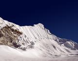 island peak - nepal poster