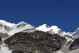 island peak high camp - nepal poster