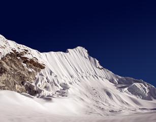 island peak - nepal
