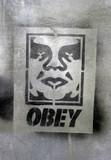 obey - graffiti/street art