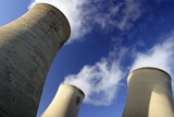 cool cooling towers poster