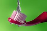 toothbrush 02 poster