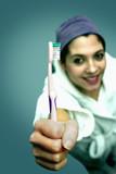 toothbrush-01 poster