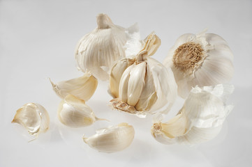 garlic - knoblauch