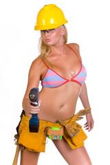 model construction worker