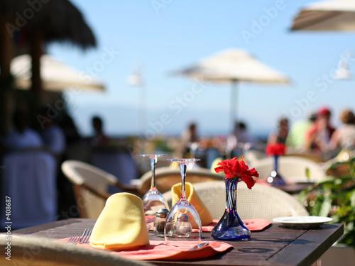 summer cafe - 408687