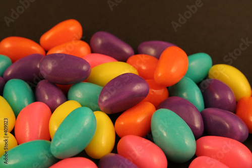 pile of easter egg candy