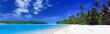 Leinwandbild Motiv panoramic lagoon