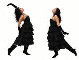 dramatic dancers poster