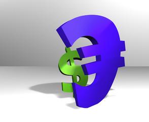 dollar vs euro fight