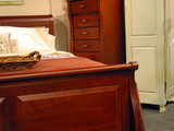 bedroom interior poster