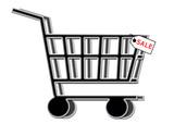 sale - shopping cart internet www poster