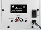 warning  electric shock poster