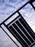 solar panels poster