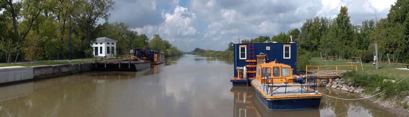 on the erie canal