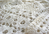 vintage lace background poster