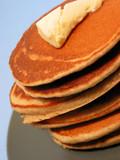 pancakes stack poster