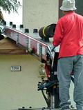 roofing, roofer poster