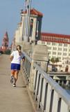 morning run poster