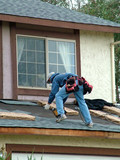 roofer , roofing poster