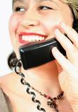 phone talk poster