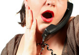 phone shock poster