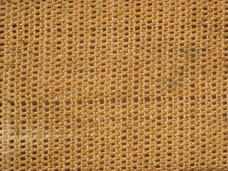 close up of woven basket.     made in latin americ
