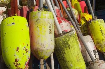 buoy pile