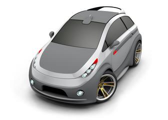 car sport n13 (on white)
