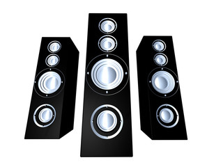 speakers - black 2