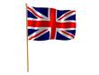 uk silk flag