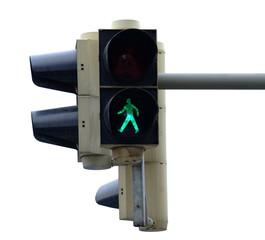 ampel fussgänger grün 4