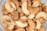 cashew nuts poster