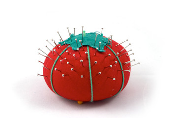 the pincushion