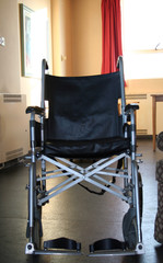 wheelchair - hospital 1