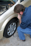 removing hubcap poster